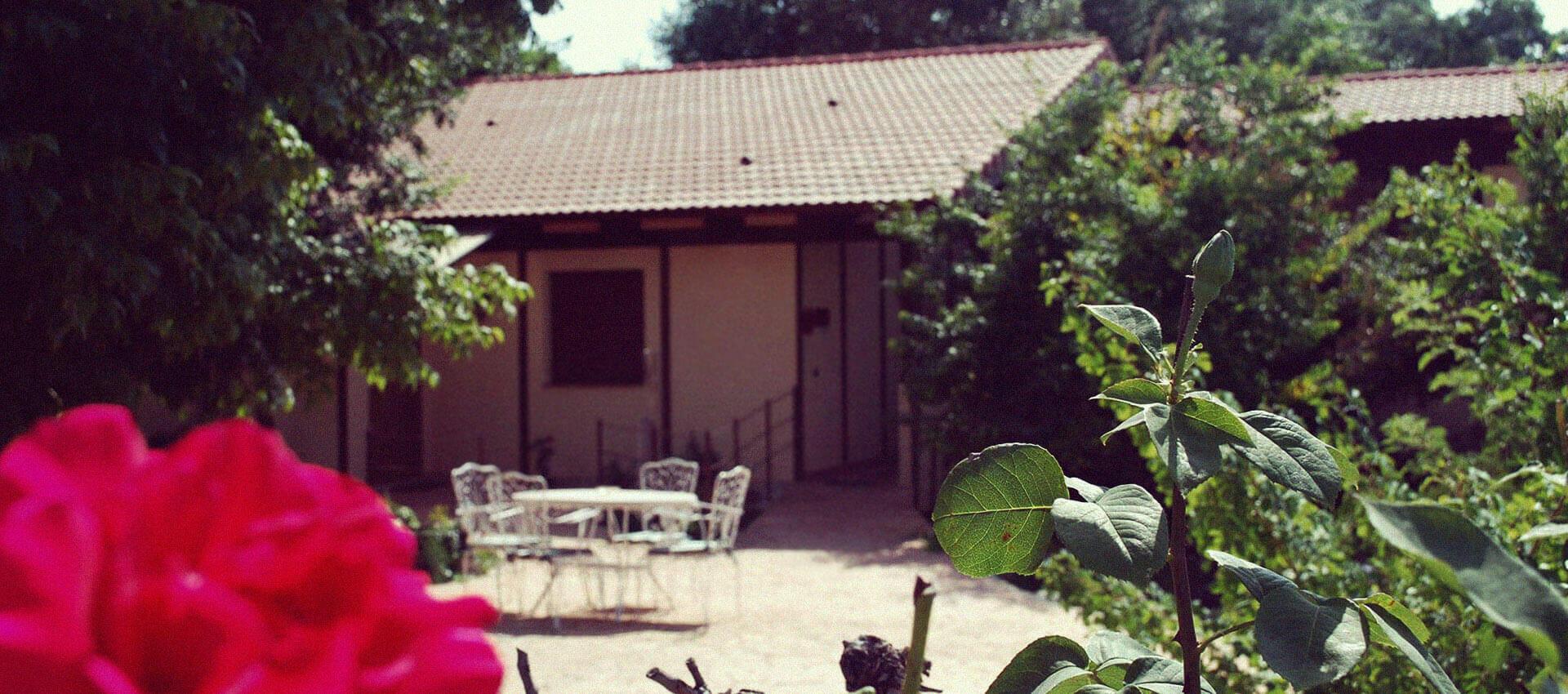 Hotel Rural en Tharsys