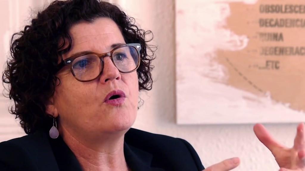 Ana Suria, mujer emprendedora Pago de Tharsys