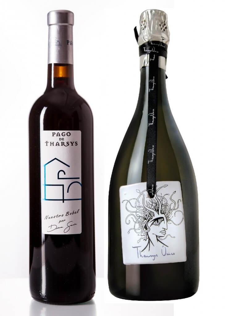 Vinos Unicos Pago de Tharsys