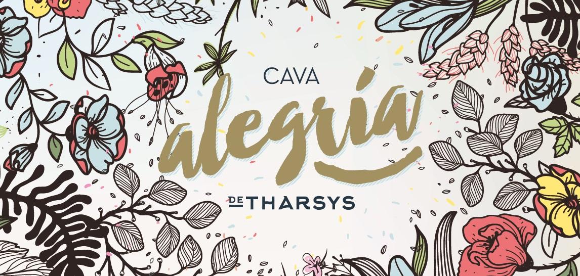 Alegría de Tharsys : El cava más irreverente